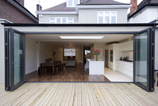 Home extensions Chorleywood